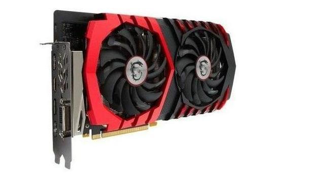 MSI Nvidia GeForce GTX 1060 GAMING X 6GB 192Bit GDDR5 Ekran Kartı