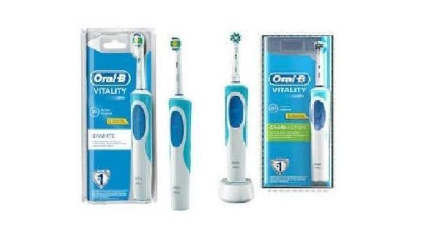 Oral-B Vitality Cross Action Şarj Edilebilir Diş Fırçası