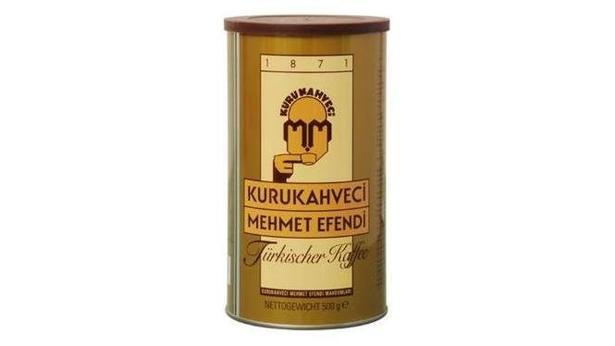Kuru Kahveci Mehmet Efendi 500 gr Türk Kahvesi