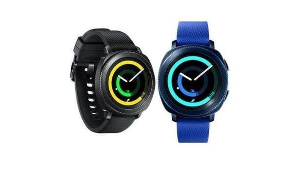 Samsung Gear Sport SM-R600 Siyah Akıllı Saat