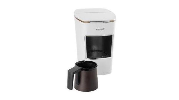 Arçelik K-3400 Kahve Makinası Beyaz