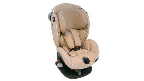 Besafe İzi Comfort X3 Ivory Melange Bebek Oto Koltuğu