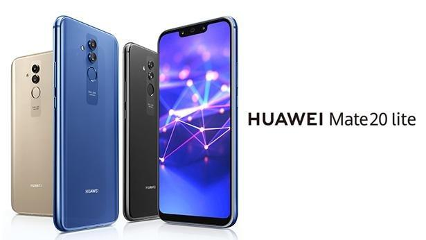 huawei mate 20 lite 64gb 6 3 in 20 mp ak ll cep telefonu. Black Bedroom Furniture Sets. Home Design Ideas