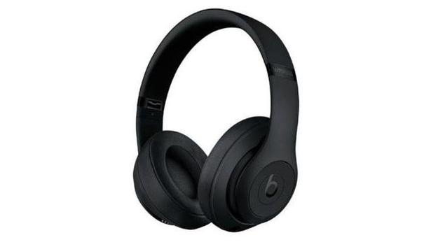 Beats Studio 3 MQ562ZE/A Mat Siyah Wireless Kulak Üstü Kulaklık