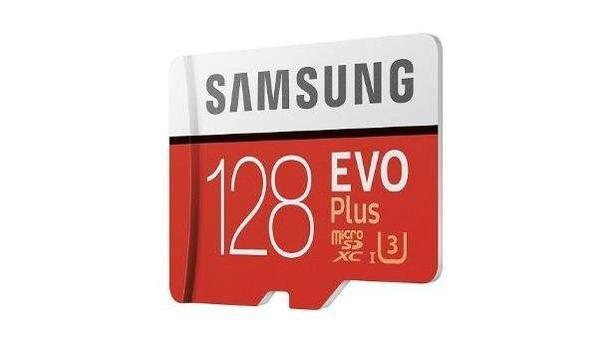 Samsung Evo Plus 128GB MicroSD Hafıza Kartı
