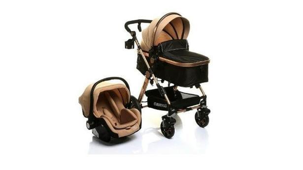 Baby Plus Canyon Kahverengi Travel Sistem Bebek Arabası