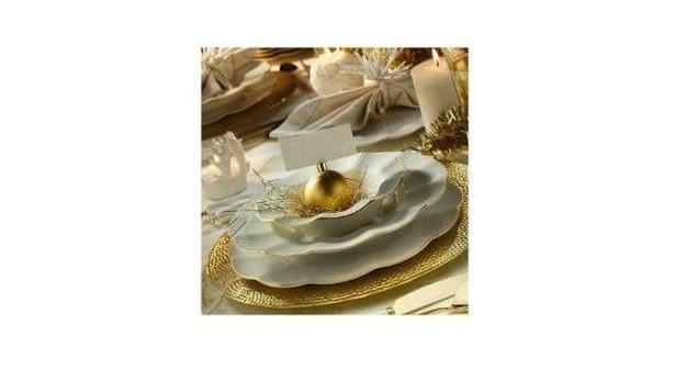 Kütahya Porselen Milena 24 Parça Fileli Krem Yemek Takımı