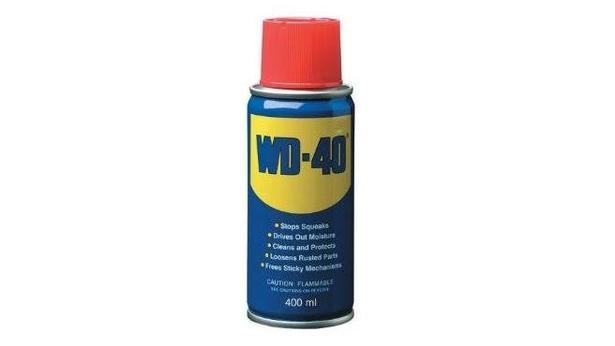 WD 40 Çok Amaçlı Pas Sökücü Sprey 400 ml
