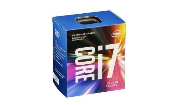 Intel Core i7 7700 3.6GHz 1151Pin İşlemci