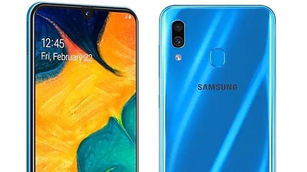Samsung Galaxy A30 64GB Mavi İnceleme