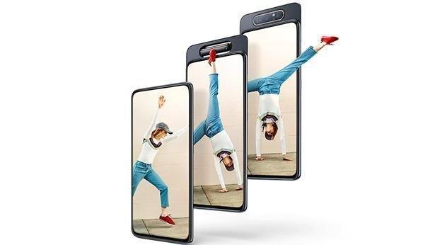 Samsung Galaxy A80 128GB İnceleme