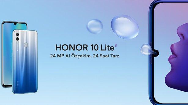 Honor 10 Lite 32GB İnceleme