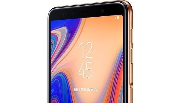 Samsung Galaxy A7 2018 128GB Altın İnceleme