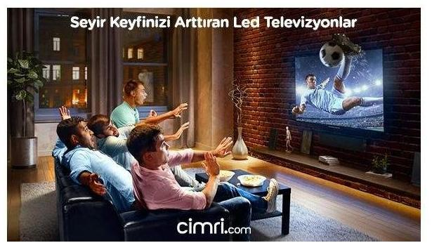 """Vestel 55UD8200 55"""" 4K Smart TV İnceleme"""