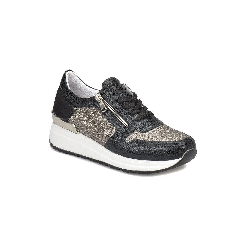 Butigo 18S-542 Siyah Kadın Sneaker