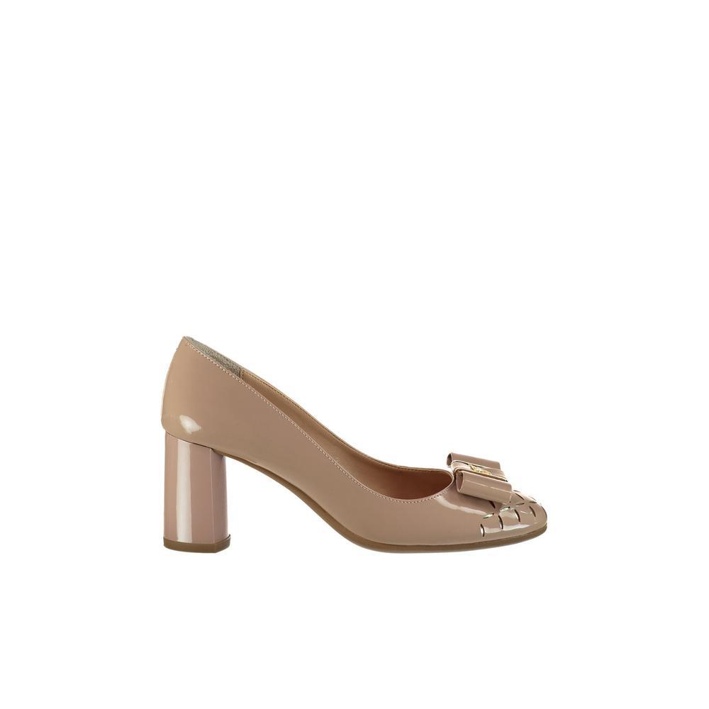 Derimod 17SFE110016 Pudra Kadın Topuklu Ayakkabı