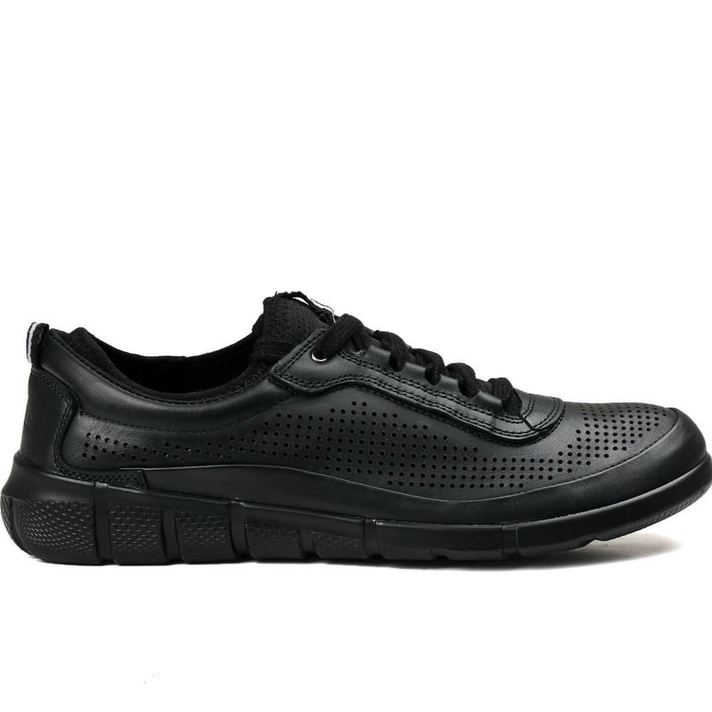 Lumberjack Siyah Erkek Ayakkabısı 100241761 7P Monaco Syh Syh