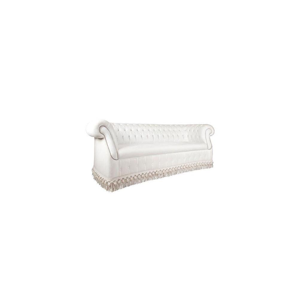 3a Mobilya WHITE SWAN CHESTERFIELD Kanepe
