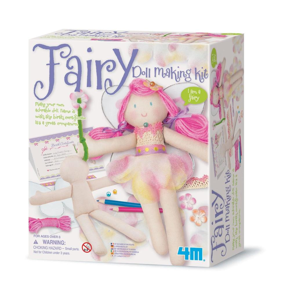 4M Doll Making Kit / Fairy / Peri Bebek