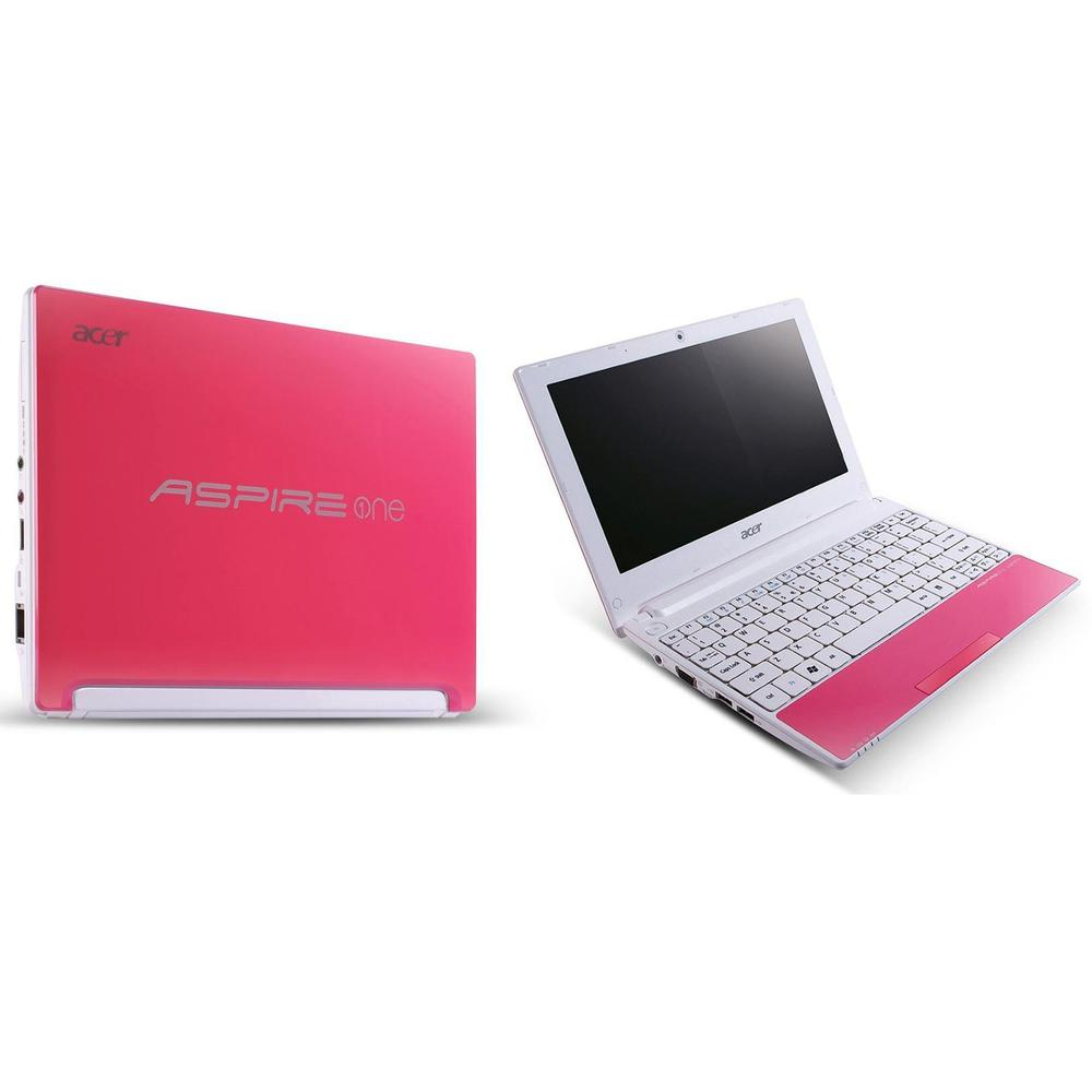 Acer AOHAPPY-138QPP Pembe Netbook