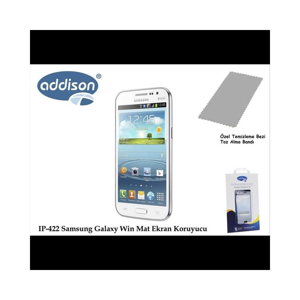 Addison IP-422 Samsung Galaxy Win Mat Ekran Koruyucu