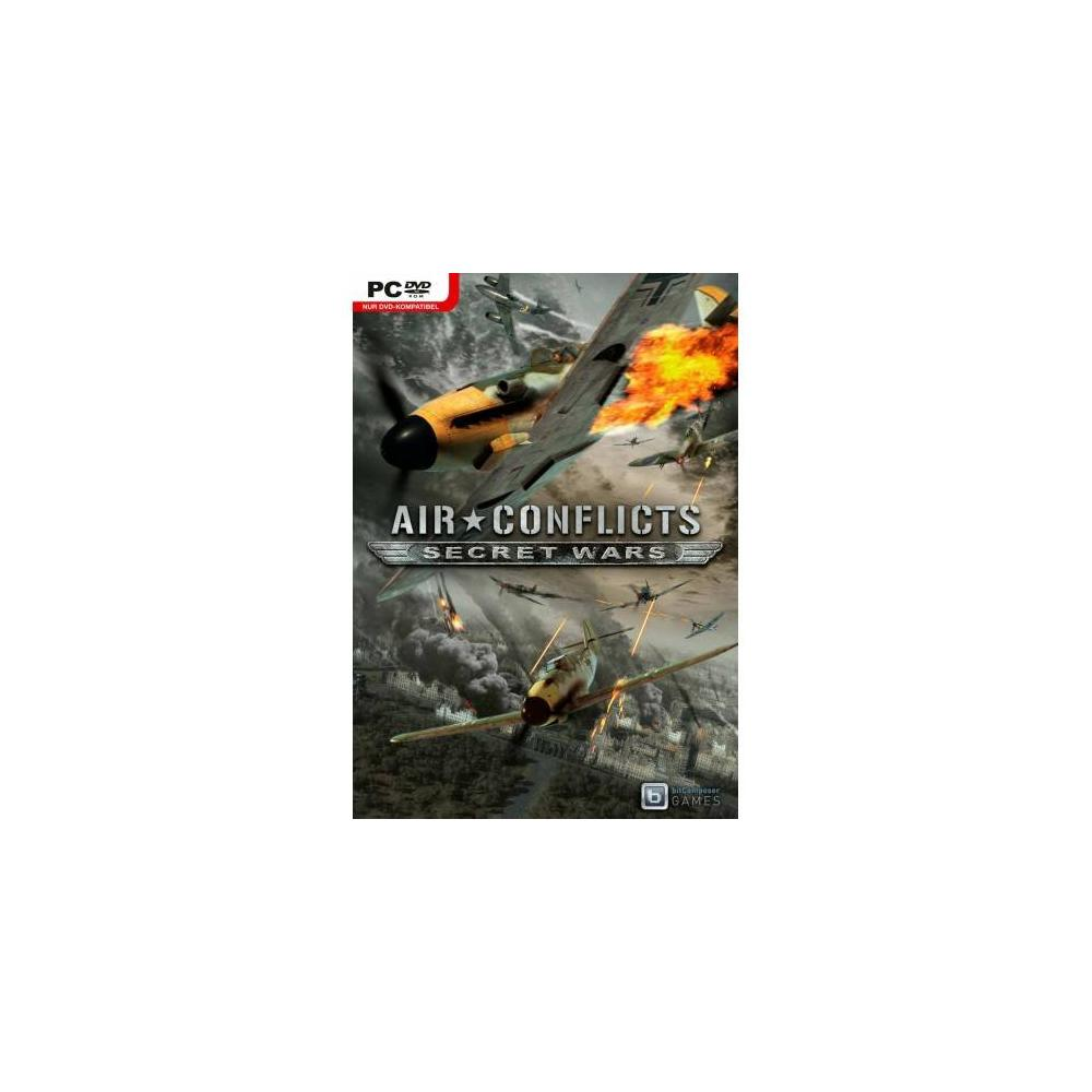 Air Conflicts Secret Wars PC