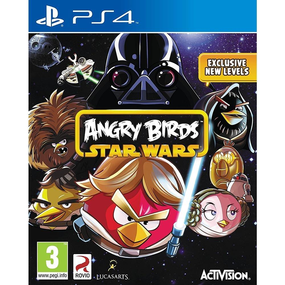 Angry Birds Star Wars PS4 Oyun
