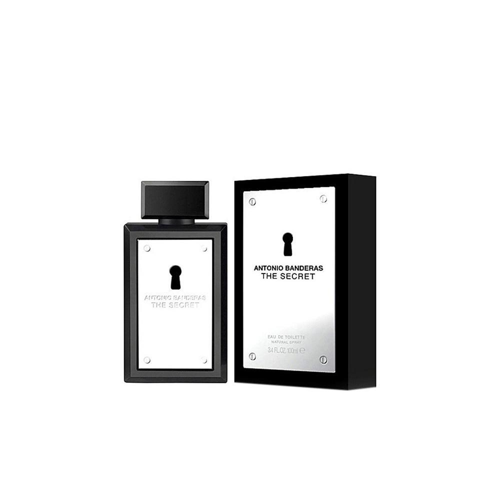 Antonio Banderas Secret Man EDT 100 ml Erkek Parfümü
