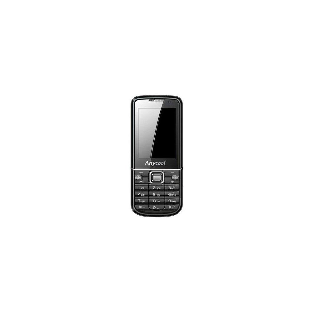 Anycool Mobile S880 Carbon Cep Telefonu