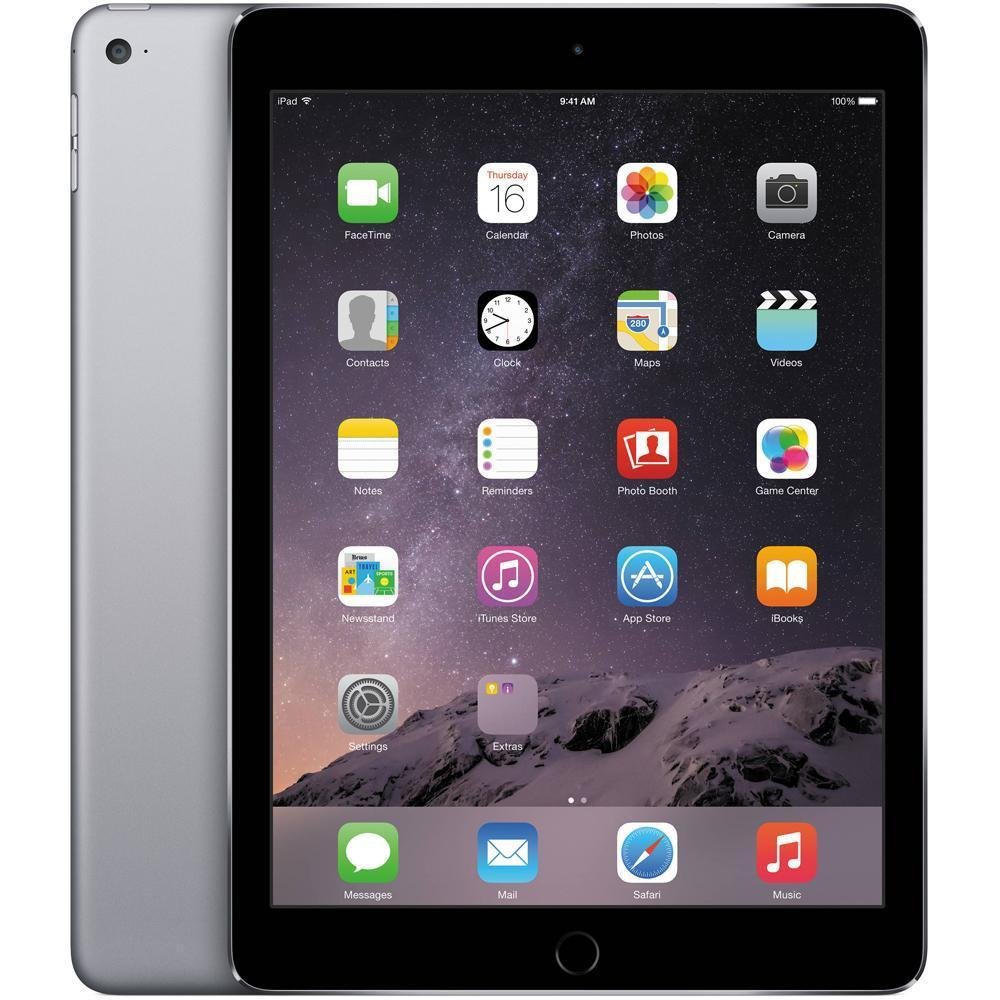 Apple iPad Air 2 16GB Wi-Fi Uzay Grisi