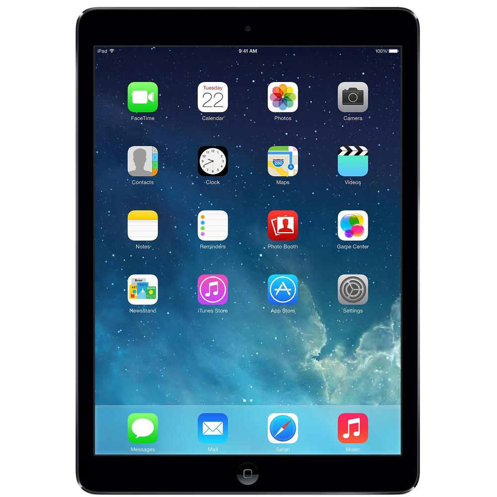 Apple iPad Air Wi-Fi 16GB Uzay Grisi