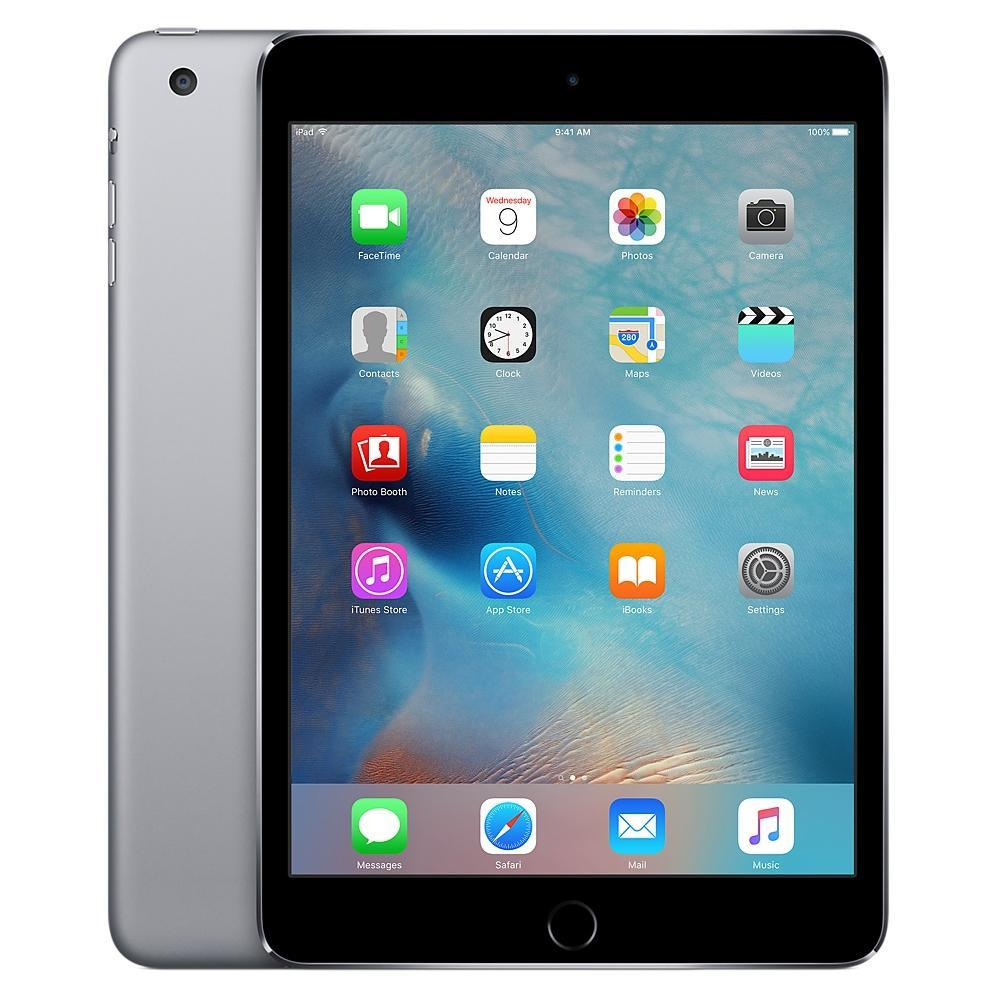 Apple iPad Mini 3 128GB 4G Uzay Grisi