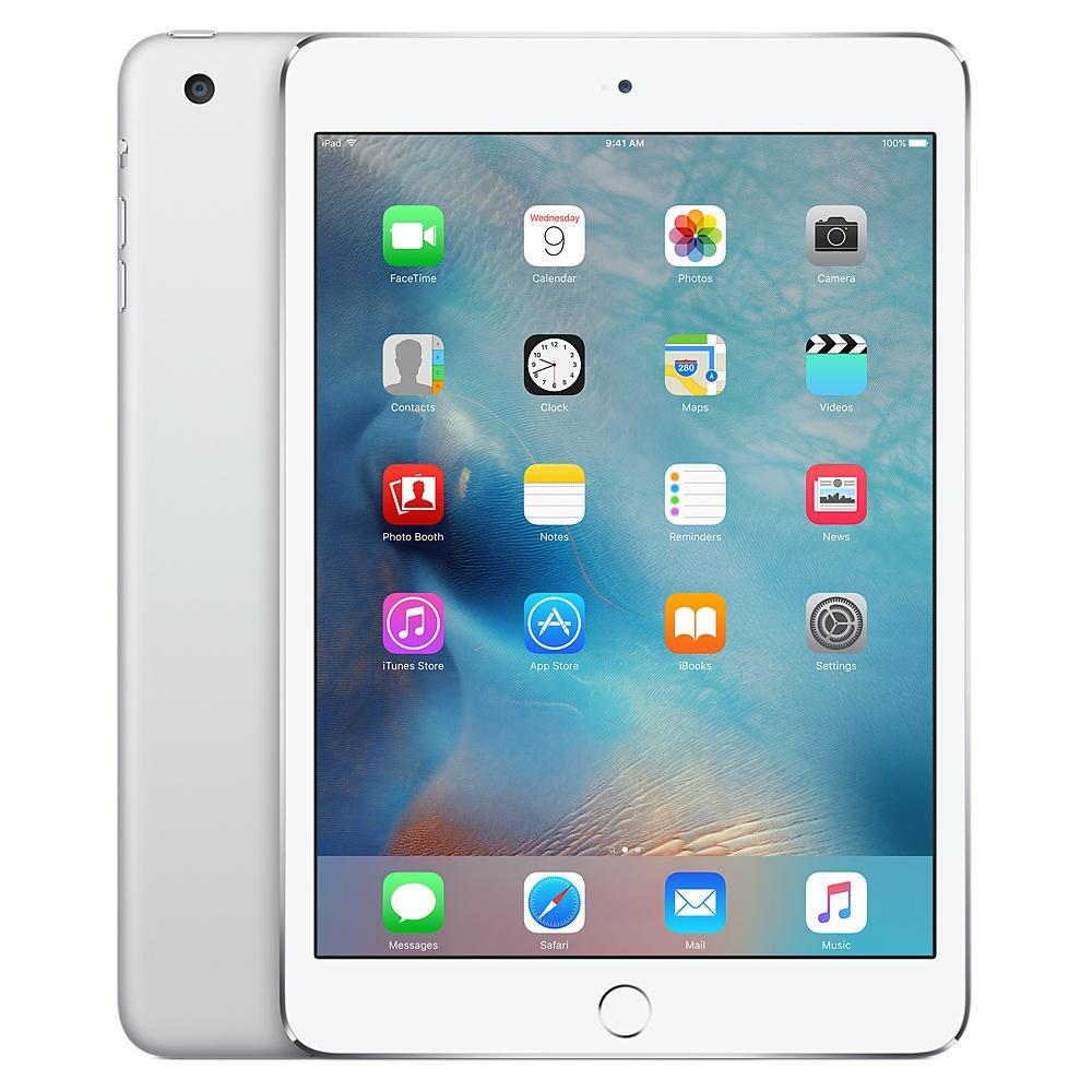 Apple iPad Mini 3 128GB Wi-Fi Gümüş