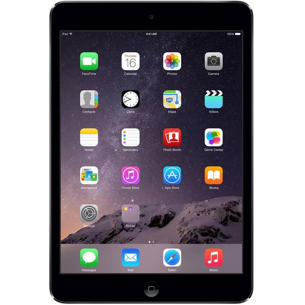 Apple iPad Mini Retina Wi-Fi + 4G 32GB Uzay Grisi