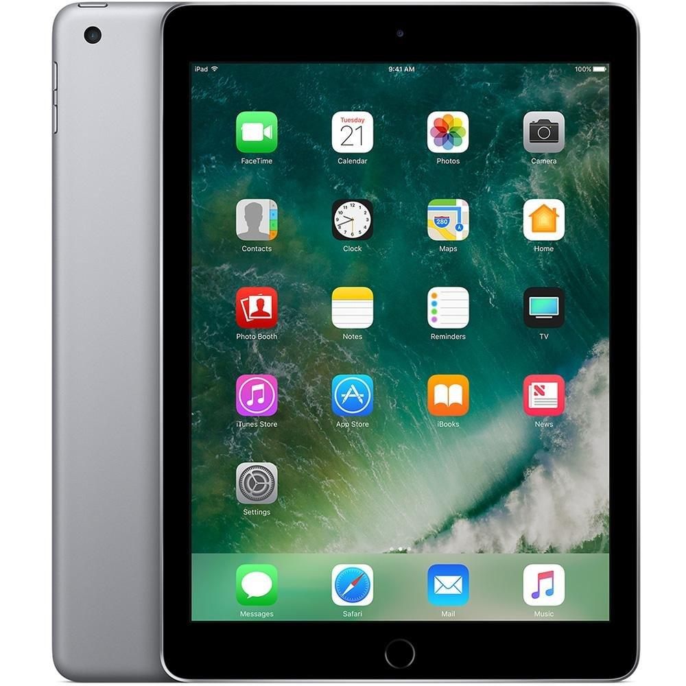 Apple iPad New 128GB Wi-Fi Uzay Grisi