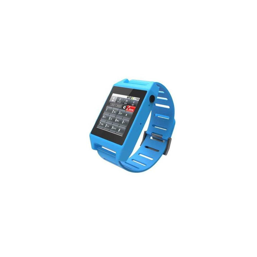 Appscomm Z3 Android Smart Watch Mavi