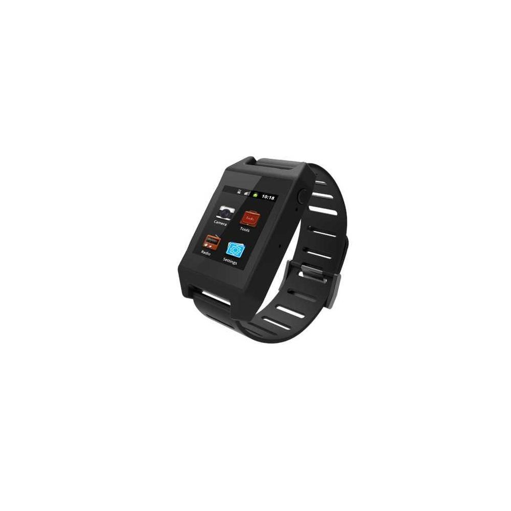Appscomm Z3 Android Smart Watch Siyah