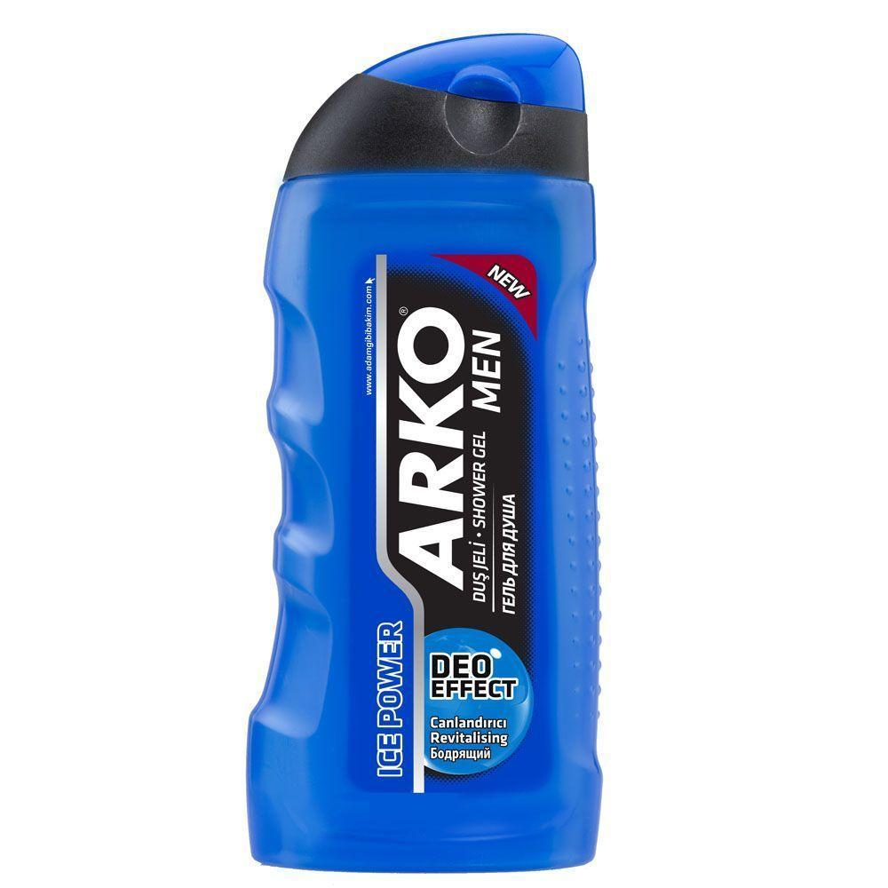 Arko Men Ice Power 250 ml Duş Jeli