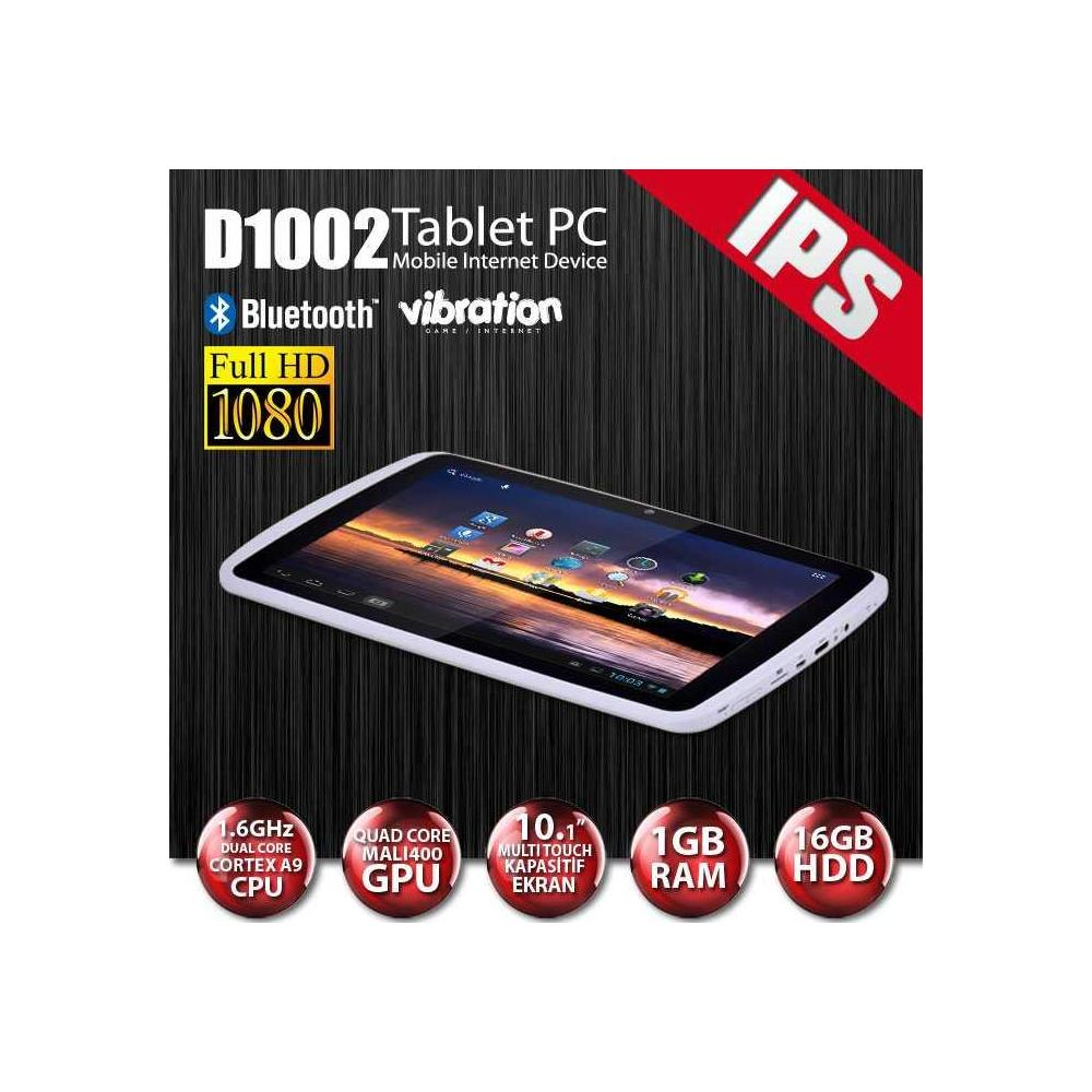 Artes D1002 Tablet PC