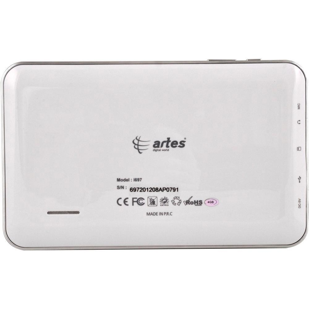 Artes I697 Beyaz Tablet PC