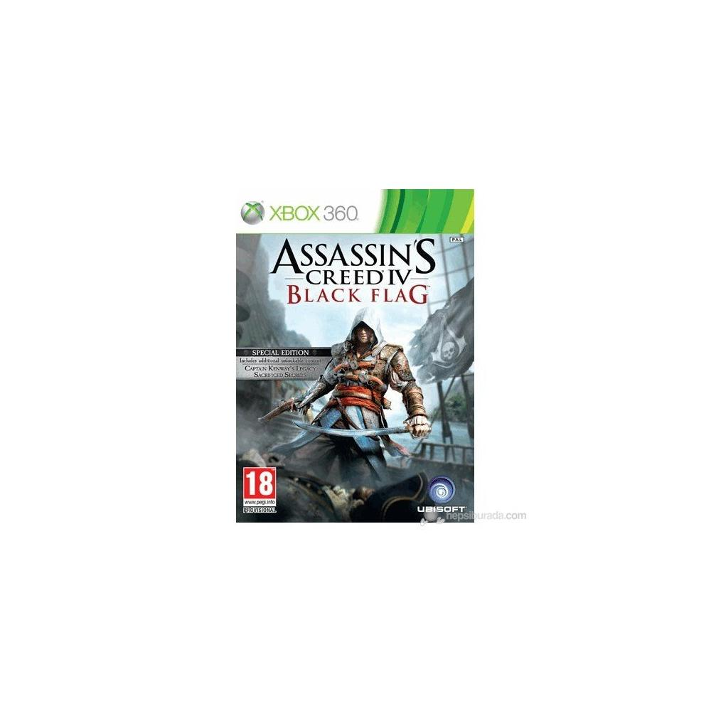 Assassins Creed IV Black Flag Special Edition XBOX