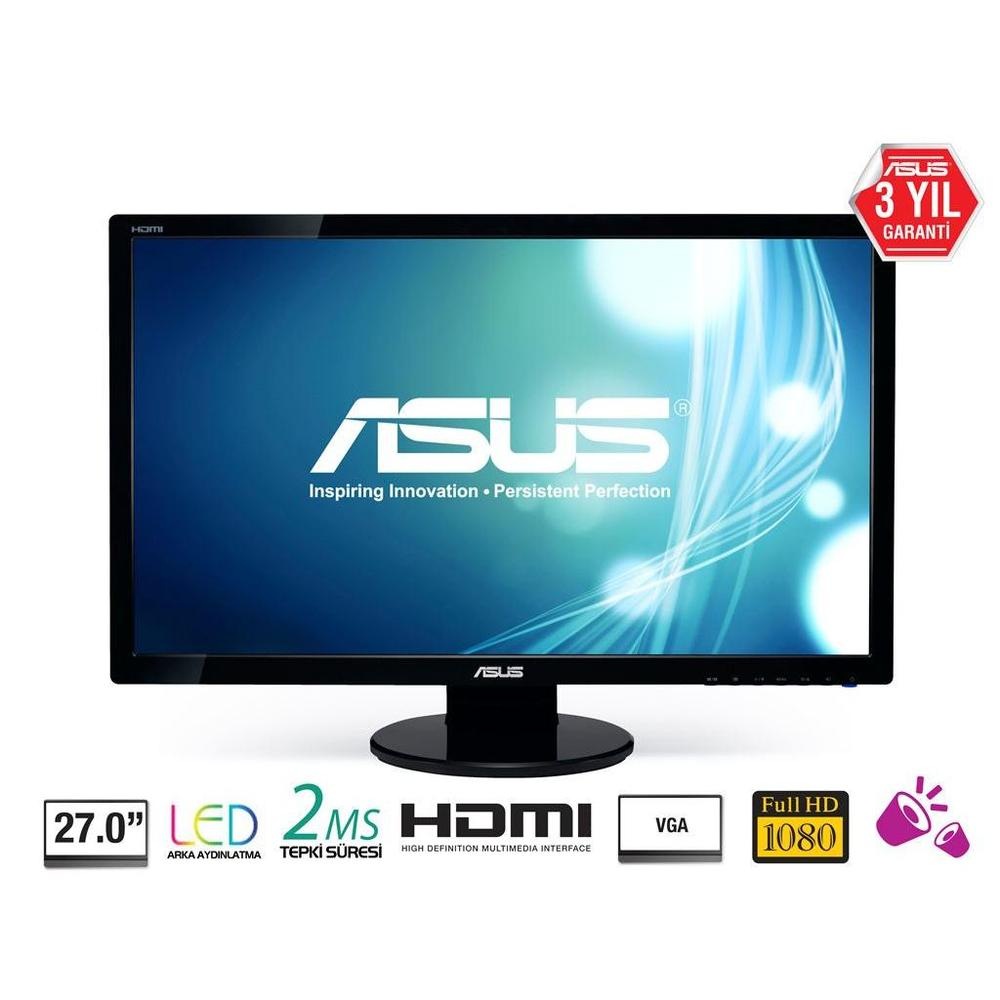 Asus VE278H LED Monitör