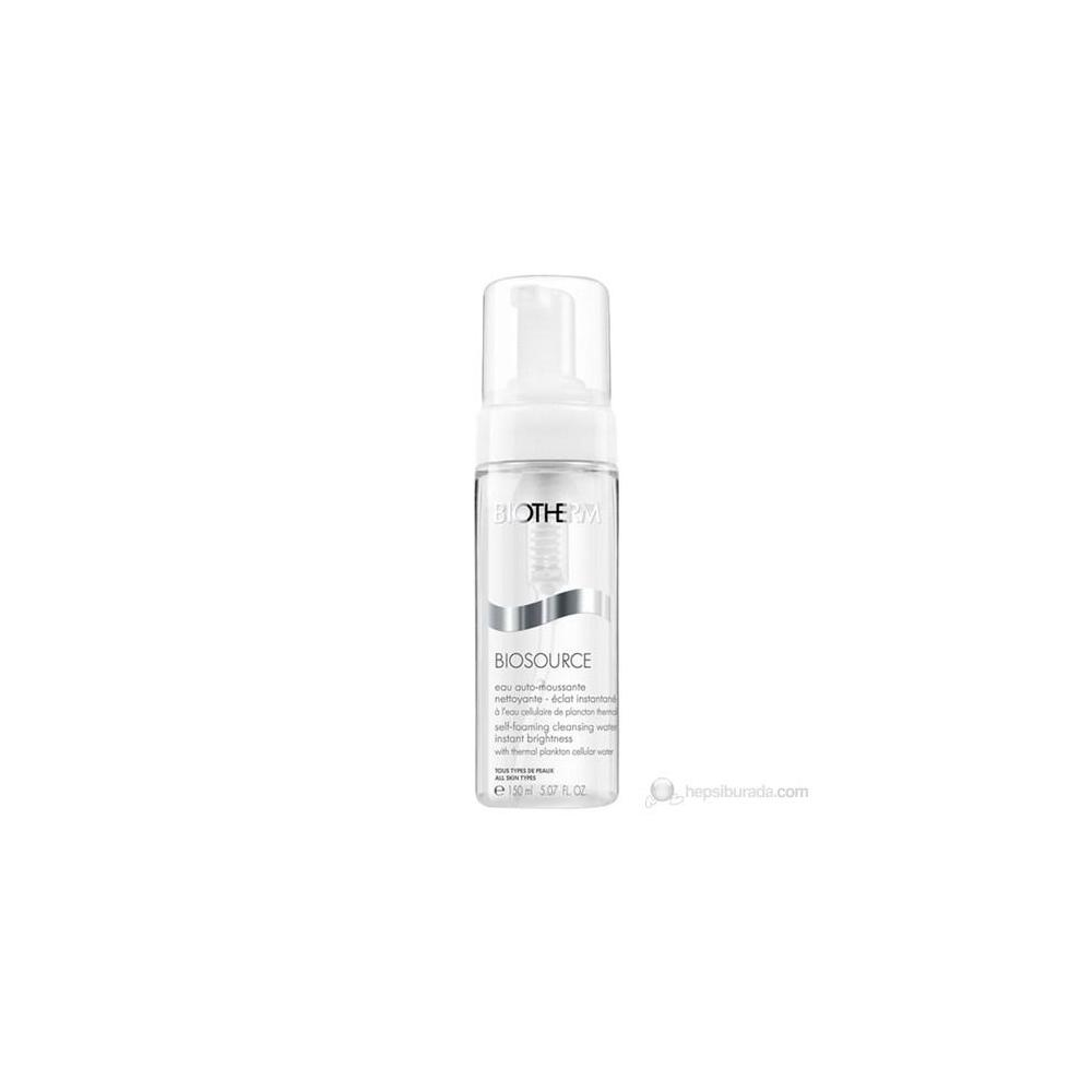 Biotherm Biosource Self-Foaming Cleansing Water 150 ml Cilt Temizleyici