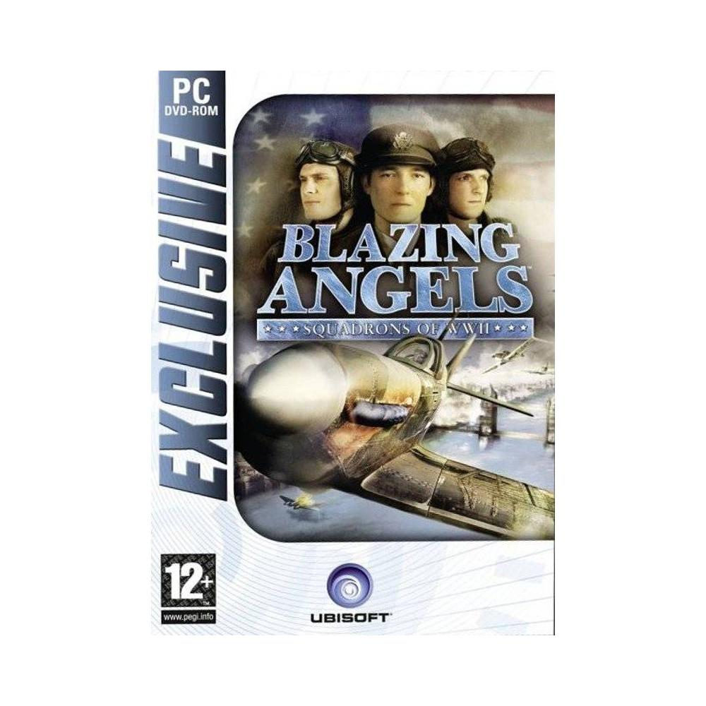 Blazing Angels Squadrons Of WWII PC Oyunu