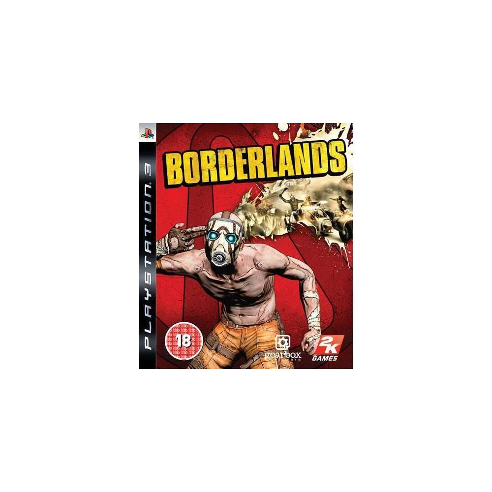 Borderlands PS3 Oyunu