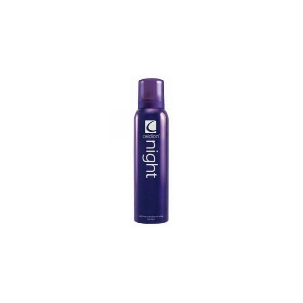 Caldion Night Men Deo Spray 150 ml Erkek Deodorant