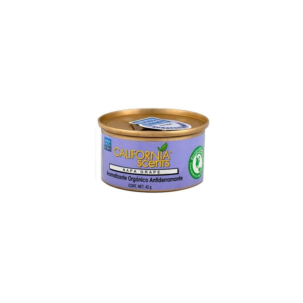 California Scents Spillproof Organic Napa Grape Oto Kokusu