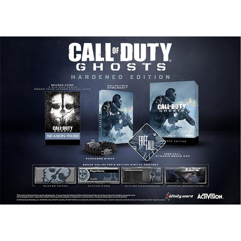 Call Of Duty Ghosts Hardened Edition XBOX