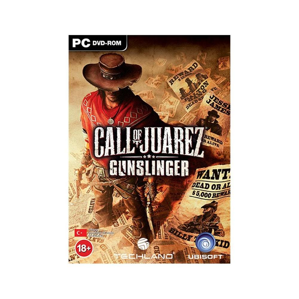 Call Of Juarez Gunslinger PC