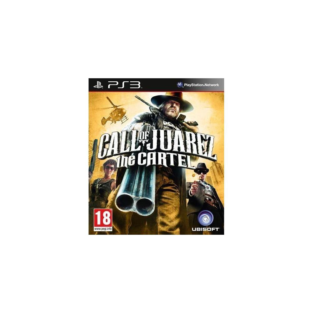 Call Of Juarez The Cartel PS3 Oyunu